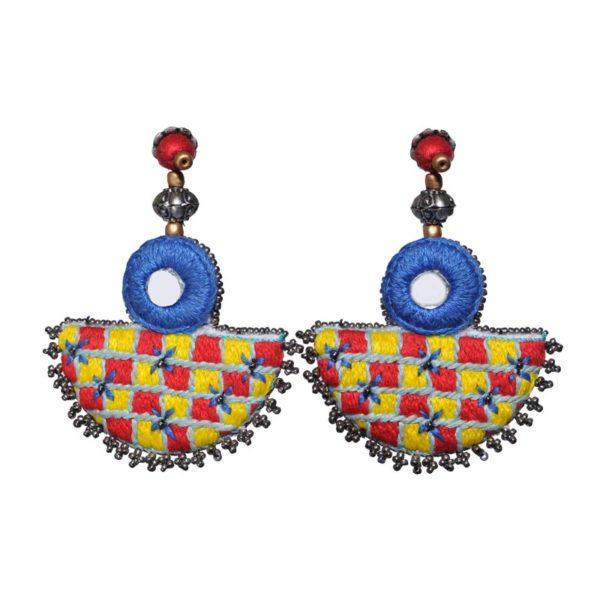 Mehendi Small Earrings 1